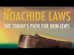According to Judaism gentiles have to follow only 7 laws of Noah as a requirement of the God?