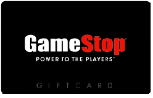 $25 Game Stop Gift Card